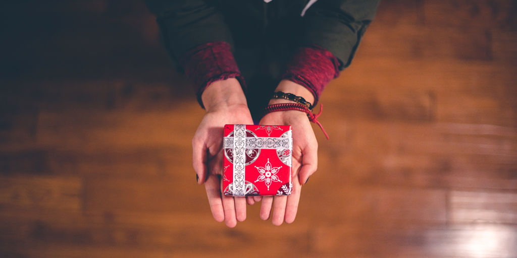 Unwrap Your Gift Today