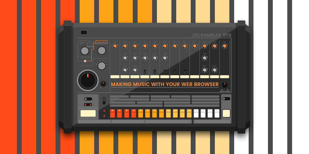 Making Music With Your Web Browser
