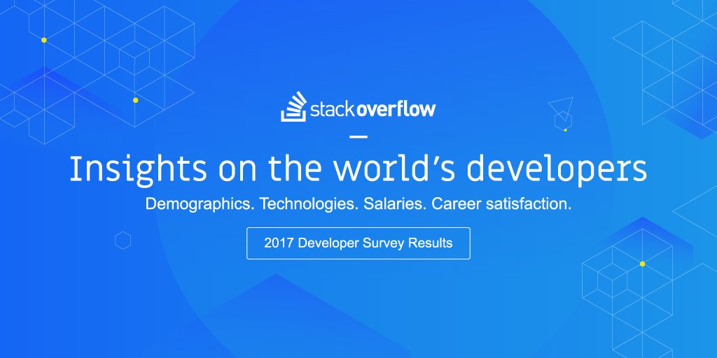 Developer Survey 2017