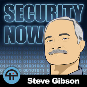 Security Now! Podcast Logo