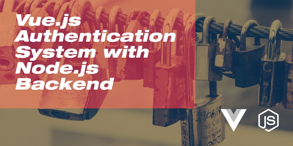 Vue.js Authentication System with Node.js Backend