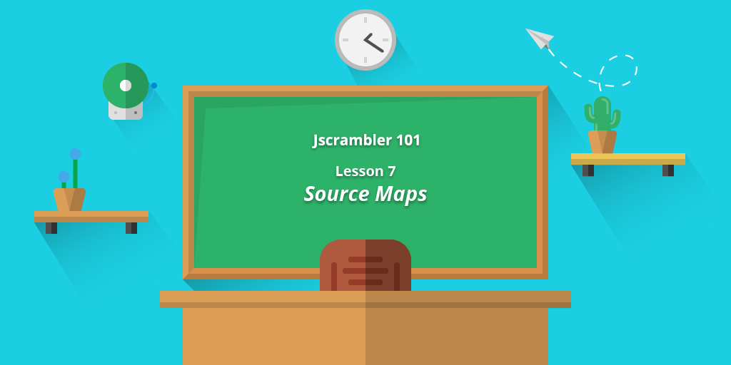 Jscrambler 101 — Source Maps