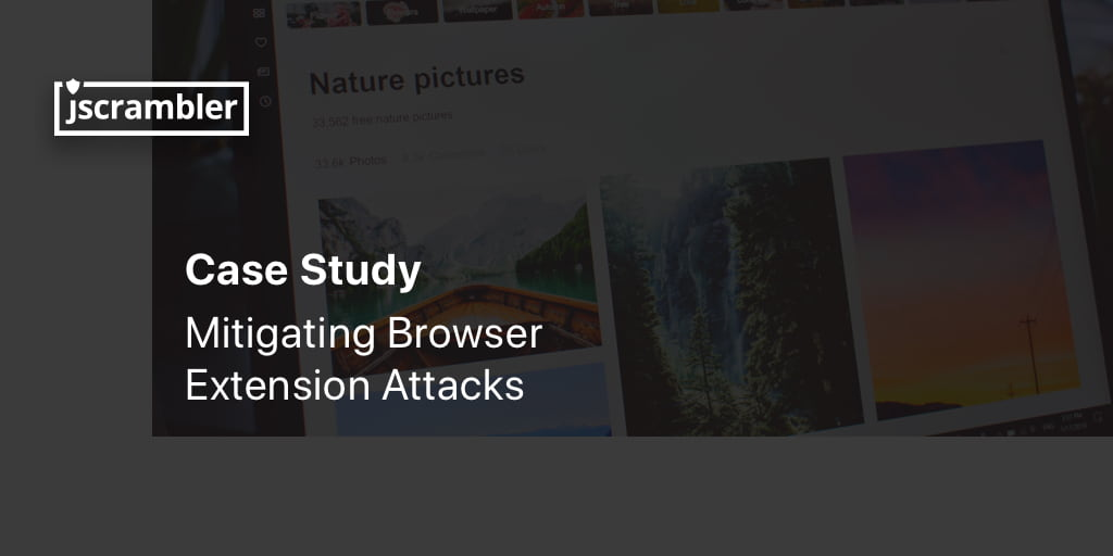 Mitigating Browser Extension Attacks