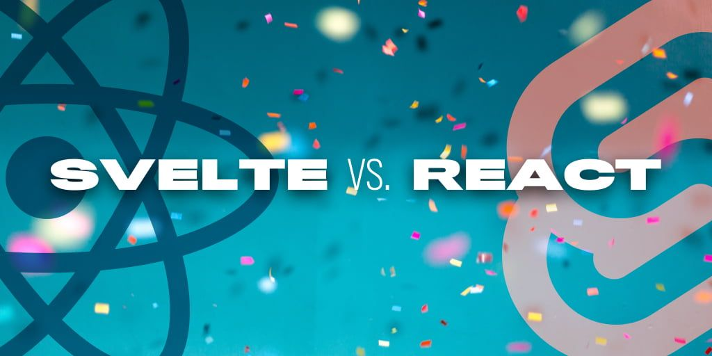 Svelte vs. React: Differences When Building the Same Web App