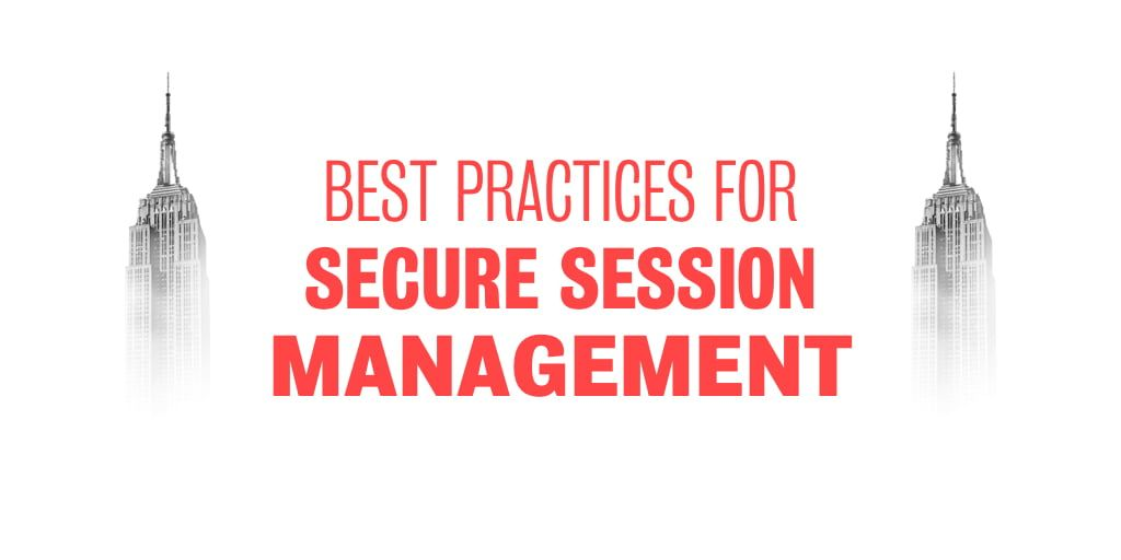 Best Practices for Secure Session Management in Node