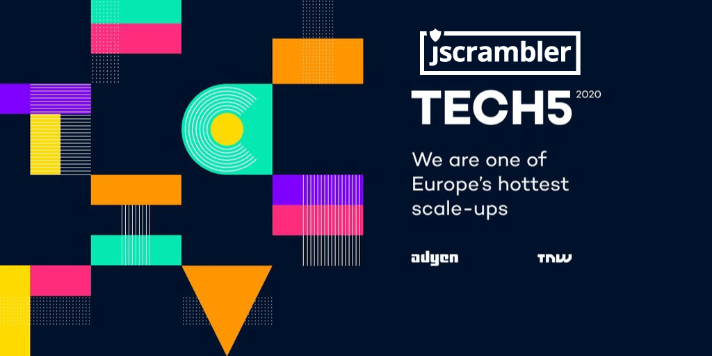 Jscrambler Recognized As One Of Europe's Top Scale-ups