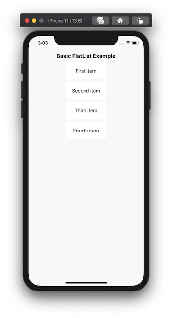 Hooks and Flatlist in React Native