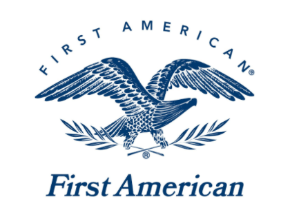 First American financial corp logo